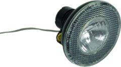 Dresco - Fietskoplamp - Dynamo - MTB - 10 lux - Zwart