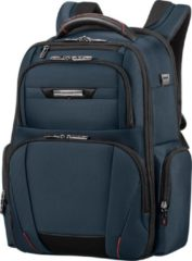 Blauwe Samsonite Laptoprugzak - Pro-Dlx 5 Laptop Backpack 3V 15.6 inch Oxford Blue
