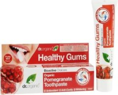 Dr. Organic Dr Organic Pomegranate Toothpaste 100ml