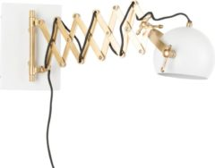 Wants and Needs Wants&Needs wandlamp Sarana wit 25,5 x 17 x 36 - 64