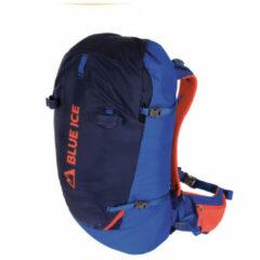 Blue Ice - Kume 30 Pack - Toerskirugzak maat 30 l, blauw/zwart