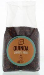 Groene Greenage Quinoa zwart 400 Gram