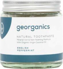 Natuurlijke Tandpoeder (Pepermunt) - Georganics 120 ml