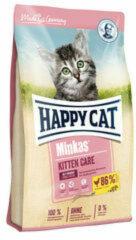 Happycat Happy Cat Minkas Kitten Care Gevogelte - 10 kg