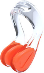Oranje Nike neusklem BPA vrij met opbergdoesje