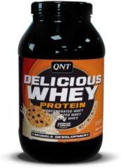 QNT Delicious Whey Protein 2.2kg Cookies whey protein / eiwitshake
