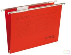 Rode Atlanta Hangmap Spectrum A6622-152 folio U-bodem rood