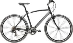 28 Zoll Herren Hybrid Mountainbike 21 Gang Adriatica Boxter FY Man Adriatica matt-schwarz