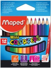 Kleurpotlood Maped driehoekig color\'peps mini