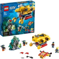 LEGO City 60264 Oceaan Verkenningsduikboot (4117986)