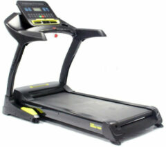 Zwarte Loopband Focus Fitness Senator iPlus - incl. tablethouder en bluetooth