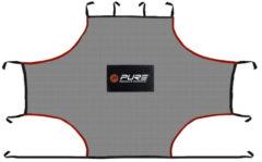 Pure2Improve P2I150080 Voetbaldoel-Unisex-Maat--Grijs