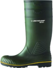 Groene Dunlop Acifort Heavy Duty Knielaars - Werklaars - mt 40