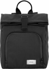 Dusq Canvas Mini Bag Luiertas Rugzak Night Black
