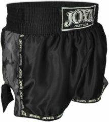 Joya Sportbroek - Maat XS - Unisex - zwart/grijs/wit