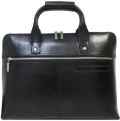 "Zwarte Claudio Ferrici Legacy Workbag 13.3"" Black 16014"