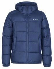 Marineblauwe Columbia Pike Lake? Hooded Jacket Outdoorjas Mannen - Collegiate Navy
