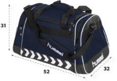 Marineblauwe Hummel Milford Bag Sporttas - Navy - Maat One Size