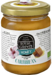 Royal Green Royal groen Caribbean honey 250 Gram