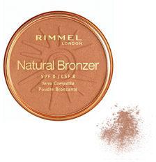 Rimmel London Rimmel Natural Bronzing : 022 - Sun Bronze - Bronzingpoeder (Ex)