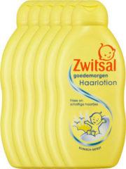 Zwitsal Goedemorgen Baby Haarlotion - 6 x 200 ml - Voordeelverpakking