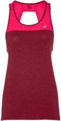 Asics - Women's Loose Strappy Tank - Joggingshirt maat XS, zwart