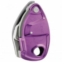 Petzl - GriGri + - Zekeringsapparaat roze/purper/grijs