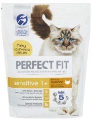 Perfect Fit Droogvoer Sensitive Kalkoen - Kattenvoer - 1.4 kg - Kattenvoer