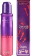 Morfose - Change Colour - Haarspray - Haarkleur Spray - Paars naar Roze
