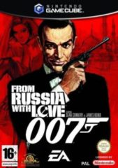 Electronic Arts James Bond, From Russia With Love