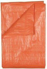 Oranje Merkloos / Sans marque Dekkleed 4x6 meter