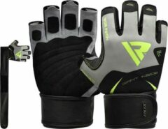 RDX Sports F21 Fitnesshandschoenen - Maat L - Groen