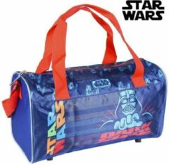 Blauwe BEACH BAG SPORT BRILLANTE STAR WARS