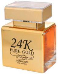 Jean Pierre Sand 24K Pure Gold women, Eau de Parfum 100 ml