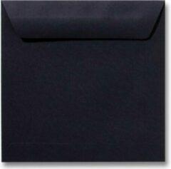 Enveloppenwinkel Envelop 22 x 22 Zwart, 25 stuks