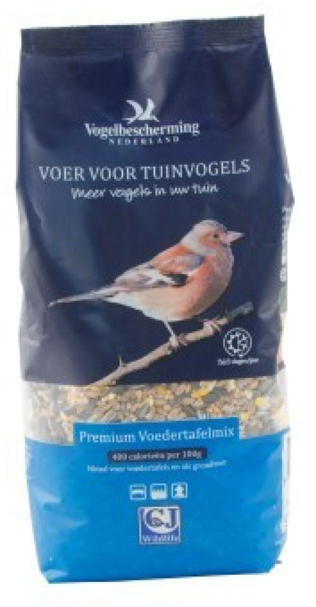 Afbeelding van Vogelbescherming Voedsel Premium Voedertafelmix - 1.75 liter