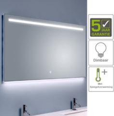 Boss & Wessing BWS Ambi One LED Spiegel Dimbaar Condensvrij 140x60 cm