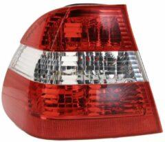 AutoStyle Set Achterlichten passend voor BMW 3-Serie E46 Sedan 2002-2005 - Rood/Wit/Rood