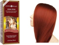 Rode Surya Brasil Henna Haarverf Creme - Reddish Dark Blond - 70 ml