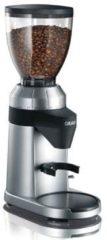 Koffiemolen Graef CM800EU Zilver, Zwart CM800EU Keramisch kegelmaalwerk