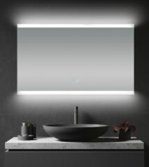 B-Stone Incluso spiegel met LED-verlichting en spiegelverwarming 120x70cm