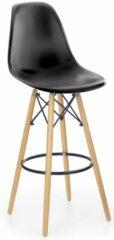 Home Style Barkruk Nevada in zwart