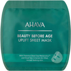 Ahava Gesichtspflege Beauty Before Age Uplift Sheet Mask 1 Stk.