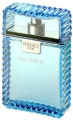 Blauwe Versace Man Eau Fraîche de Toilette (EdT) 100 ml - blau