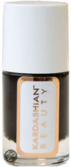 Kardashian Beauty Mixed Metals - Crystallized - Zwart - Nagellak