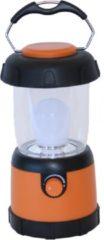 Gele X2 Hengelsport X2 - Mini Lantaarn - Campinglamp - 200 lm - Zwart/Oranje