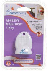 Witte Dream baby Dreambaby - Losse magneet sleutel