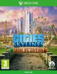 Paradox Interactive Cities Skylines - Parklife Edition - Xbox One