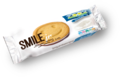 NABU Srl Happy Farm Smile Jr Con Crema Al Latte 45g