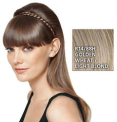 Great Lengths Hairdo French Braid Band R14/88H Golden Wheat